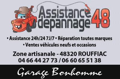 Assistance Dépannage 48