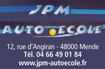 Auto-Ecole JPM