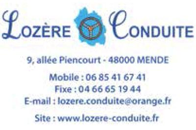 Auto-École Lozere Conduite