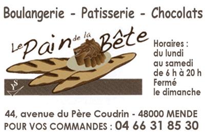 Boulangerie Pain de la Bête