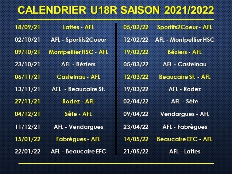 calendrier-U18R-2021-2022