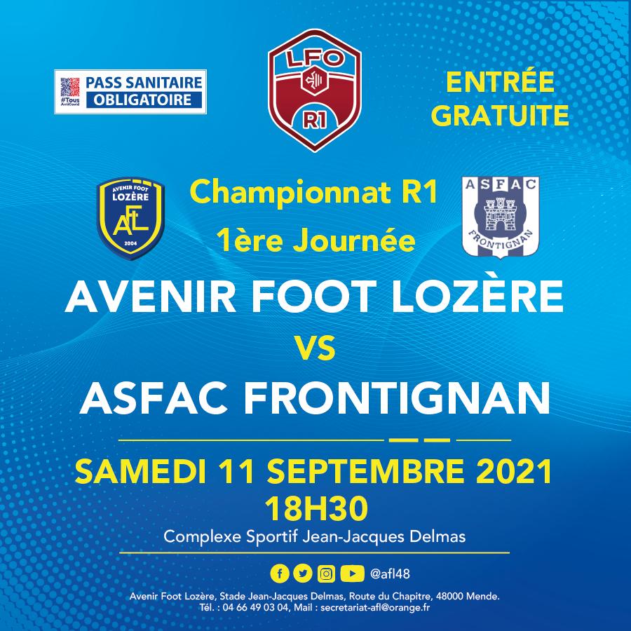 2021-09-11 AFL-FRONTIGNAN